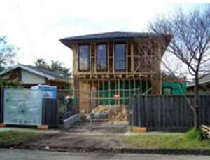 TPL Construction at Caufield